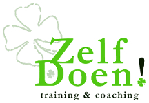 Zelf Doen – training & coaching Logo